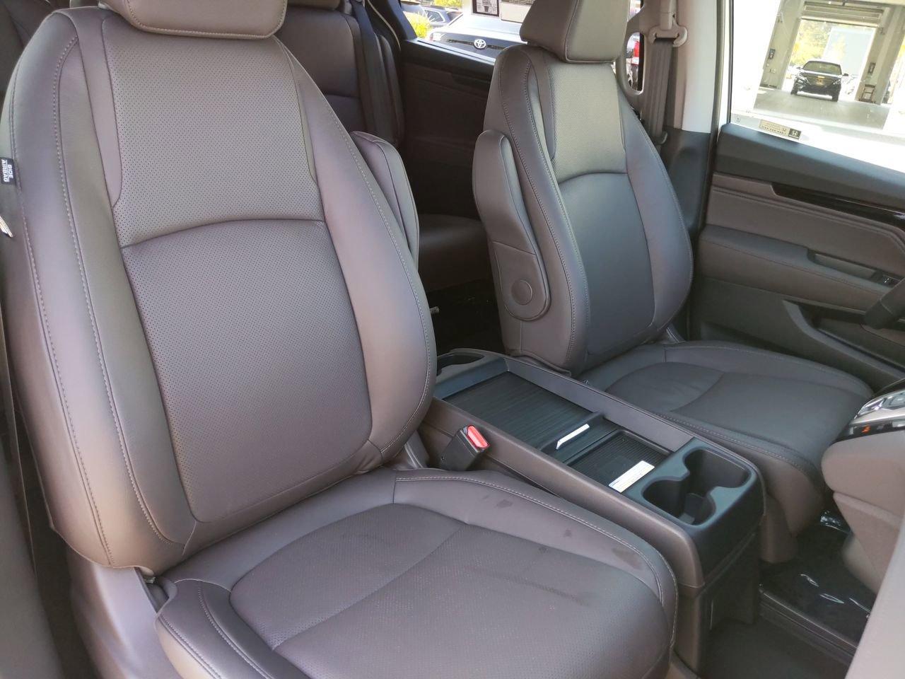 New 2020 Honda Odyssey Elite