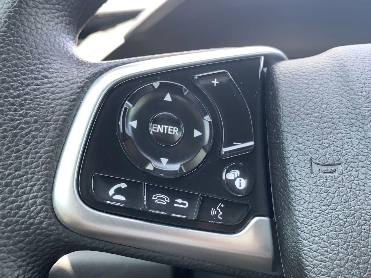 New 2019 Honda Civic LX