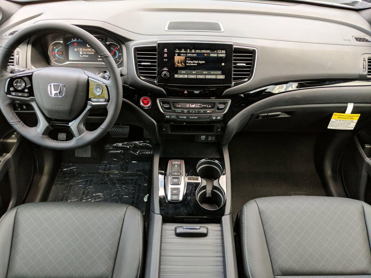 New 2019 Honda Passport Touring