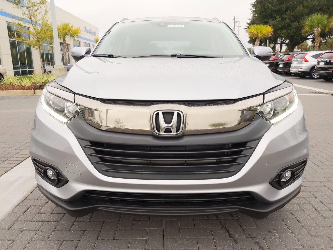 New 2019 Honda HR-V EX