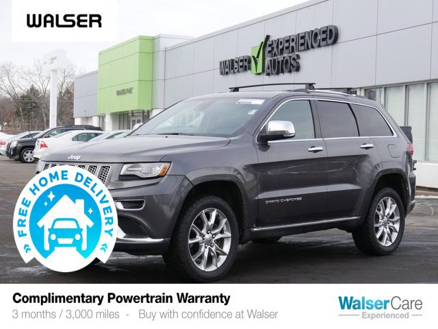 Pre-Owned 2014 Jeep Grand Cherokee SUMMIT LTHR 5.7 V8