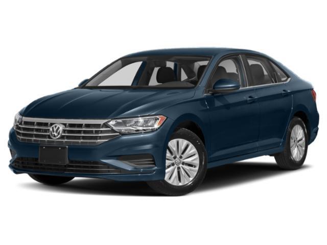 New 2020 Volkswagen Jetta SE w/ Enhanced Rear View Mirror
