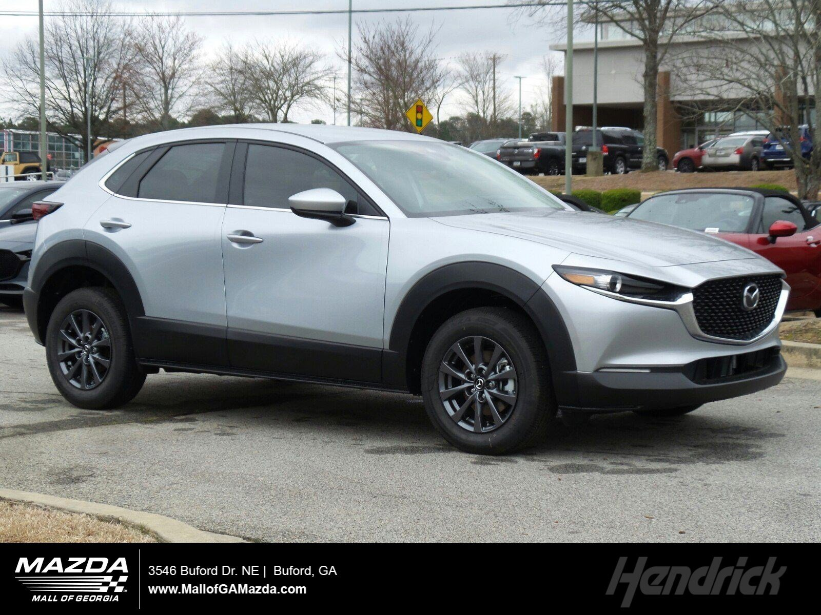 New 2020 Mazda CX-30 FWD