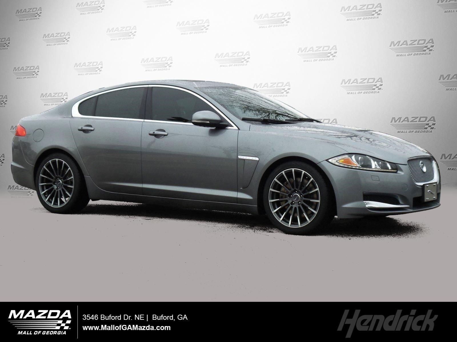 Pre-Owned 2012 Jaguar XF Portfolio