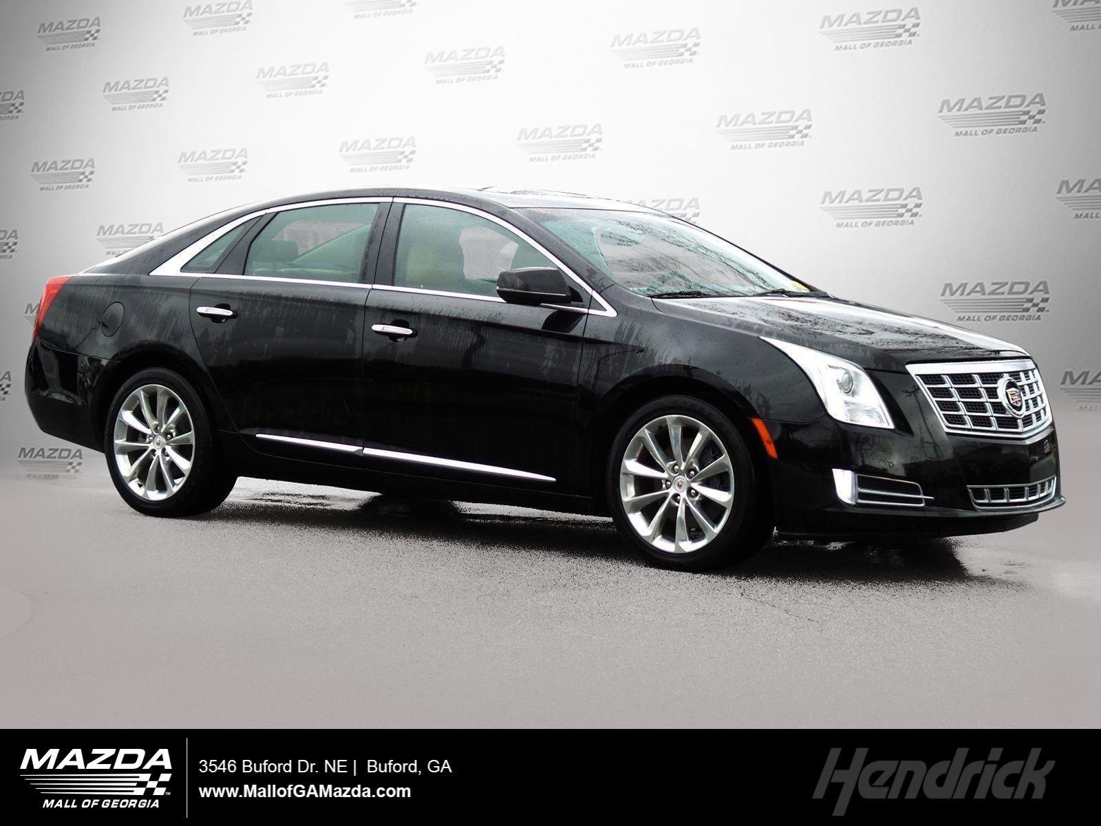 Pre-Owned 2013 Cadillac XTS Premium