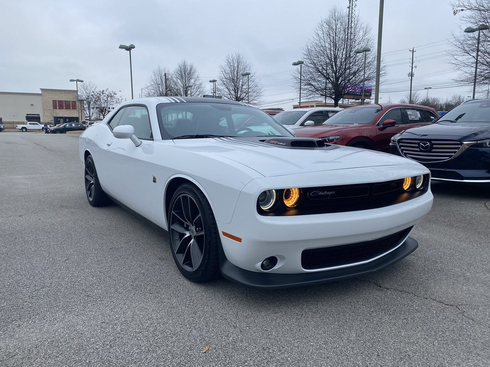 Pre-Owned 2018 Dodge Challenger 392 Hemi Scat Pack Shaker