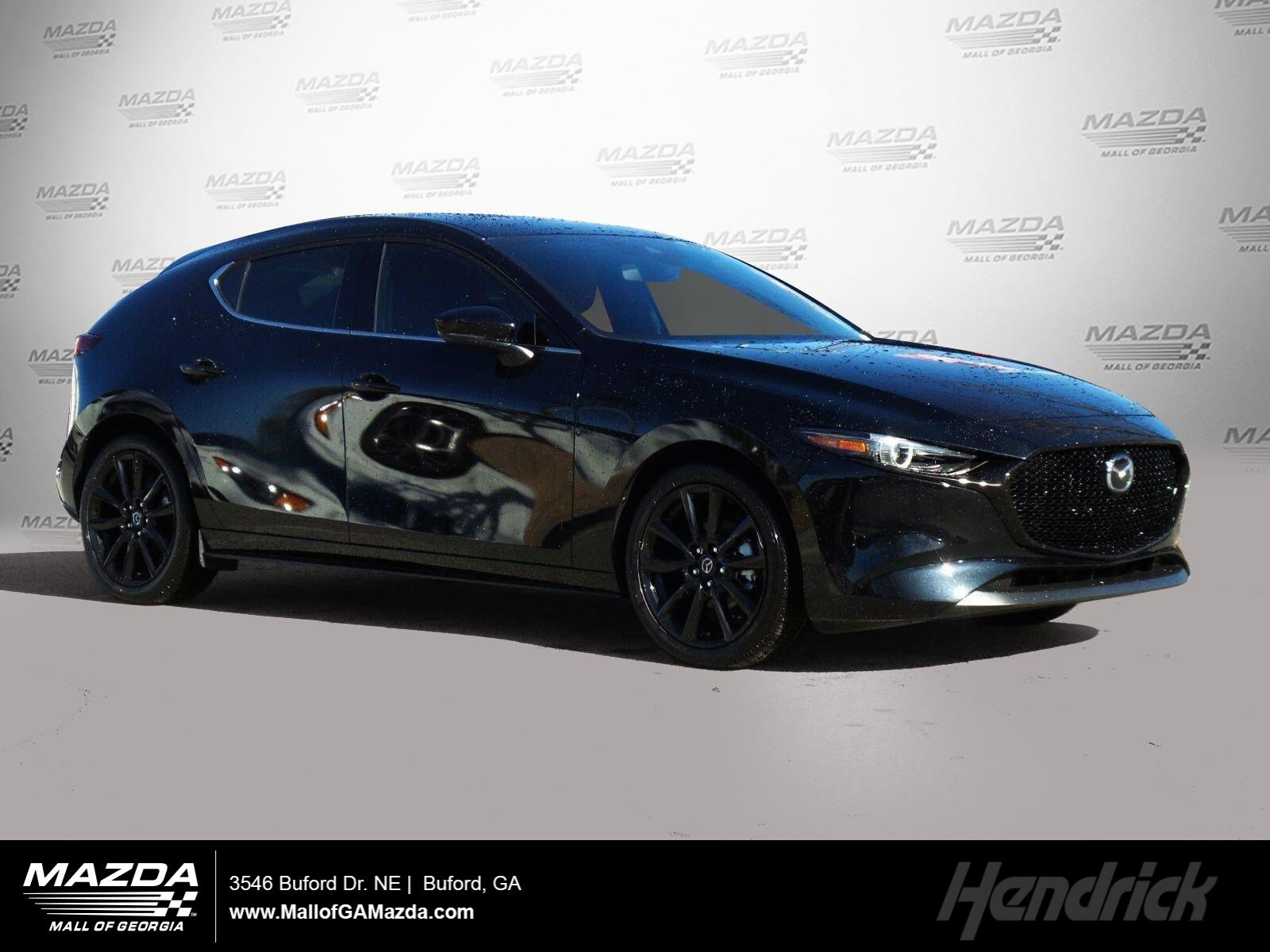 New 2020 Mazda3 Hatchback w/Premium Pkg