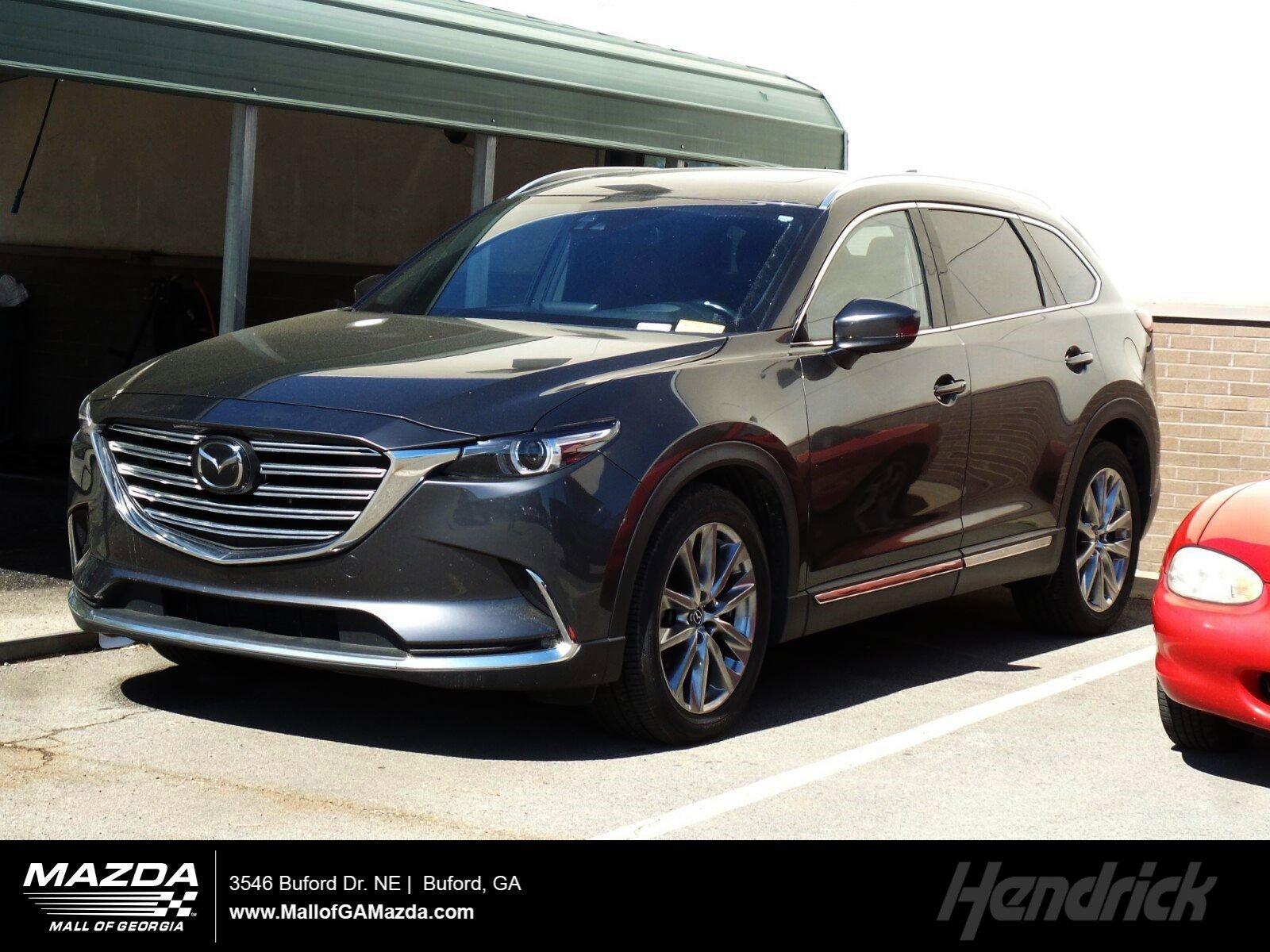 Certified Pre-Owned 2017 Mazda CX-9 Signature