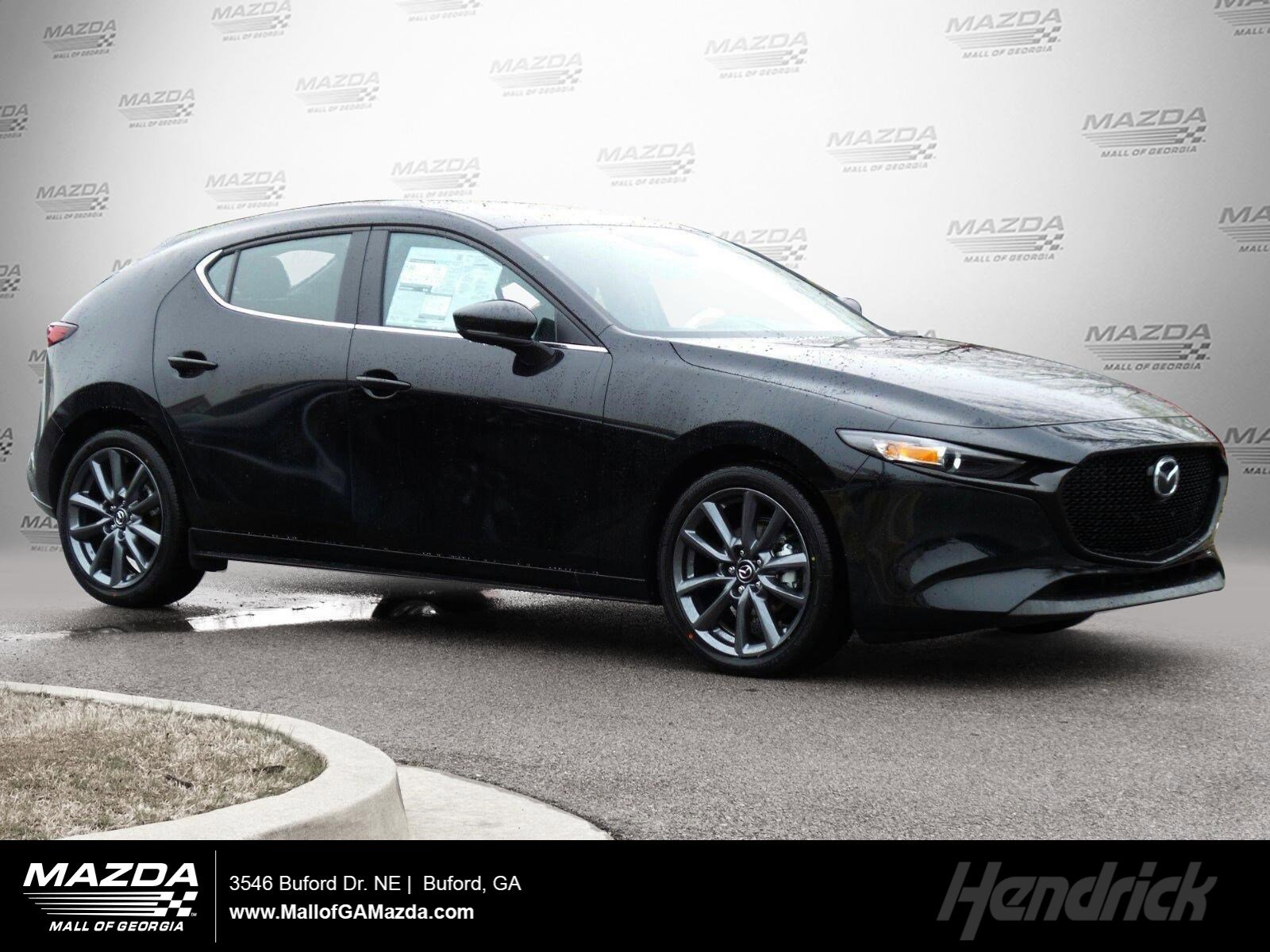 New 2020 Mazda3 Hatchback FWD Auto