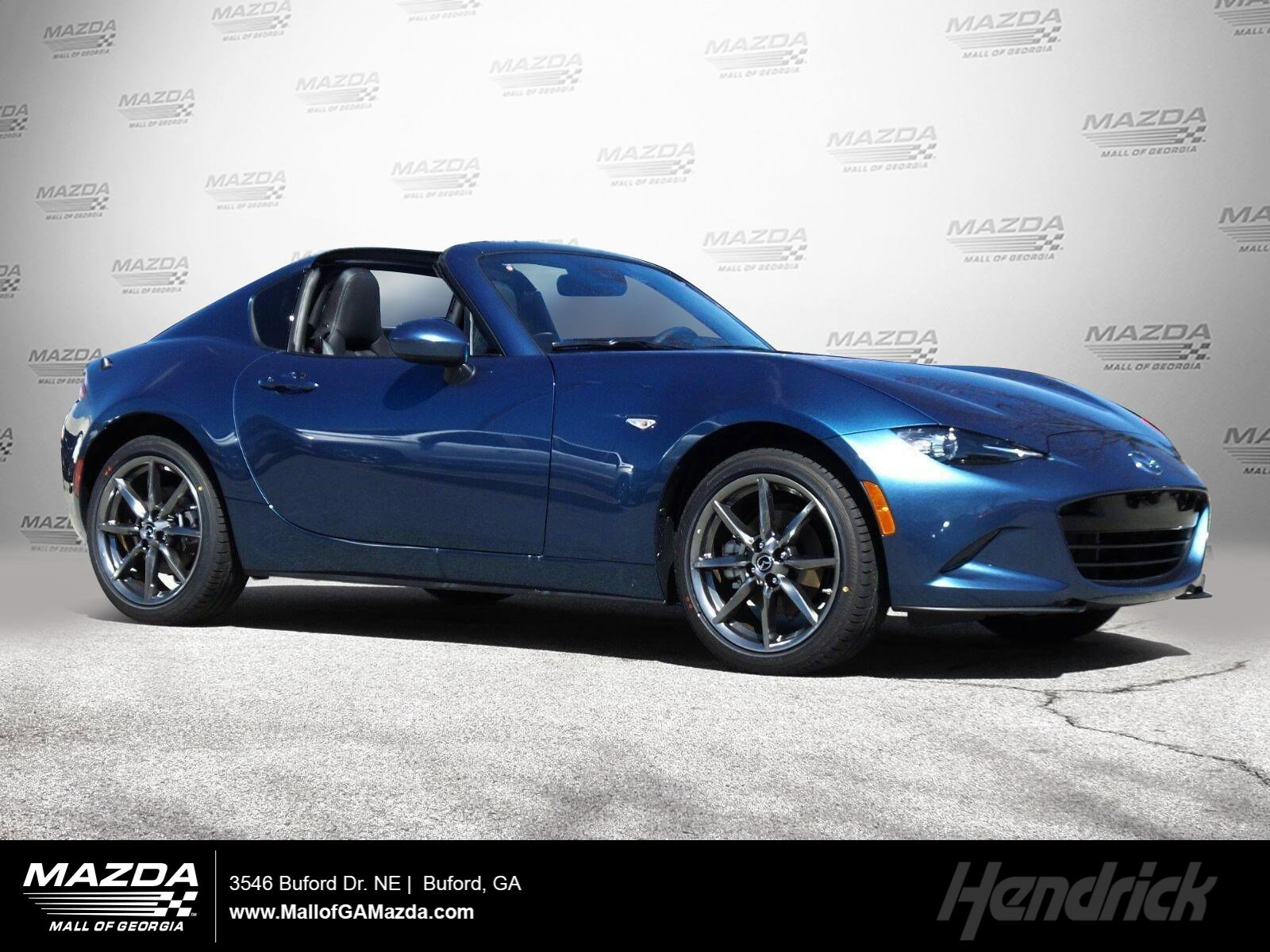 New 2020 Mazda MX-5 Miata RF Grand Touring