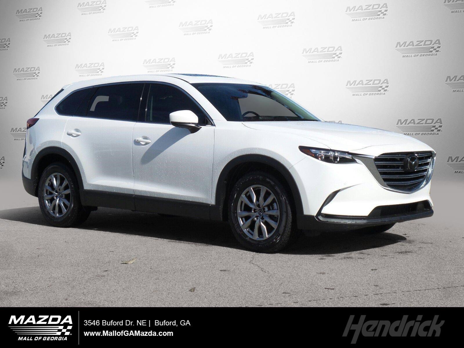 New 2019 Mazda CX-9 Touring