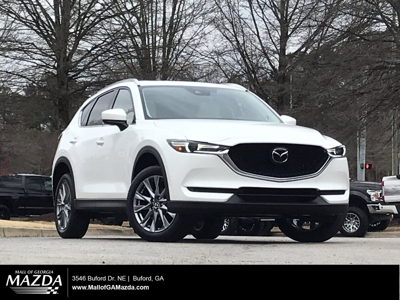 New 2021 MAZDA CX-5 Grand Touring