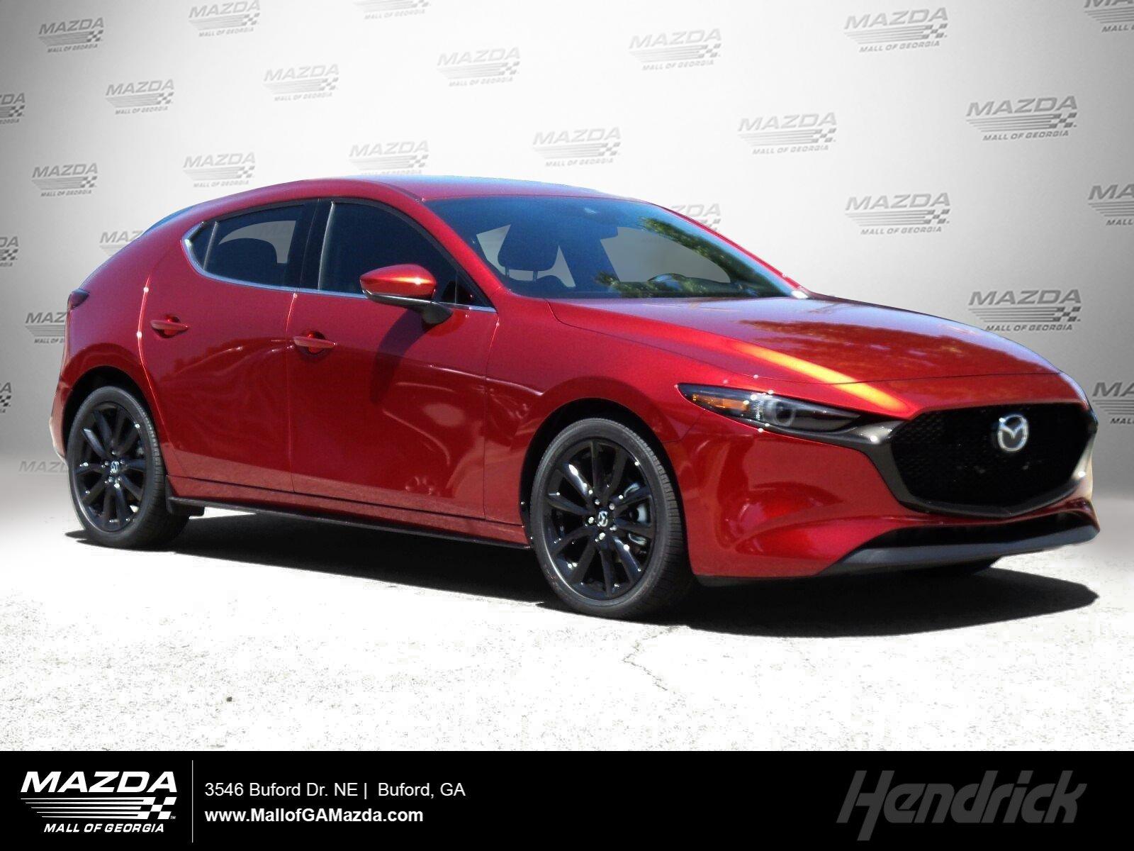 New 2019 Mazda3 Hatchback w/Premium Pkg