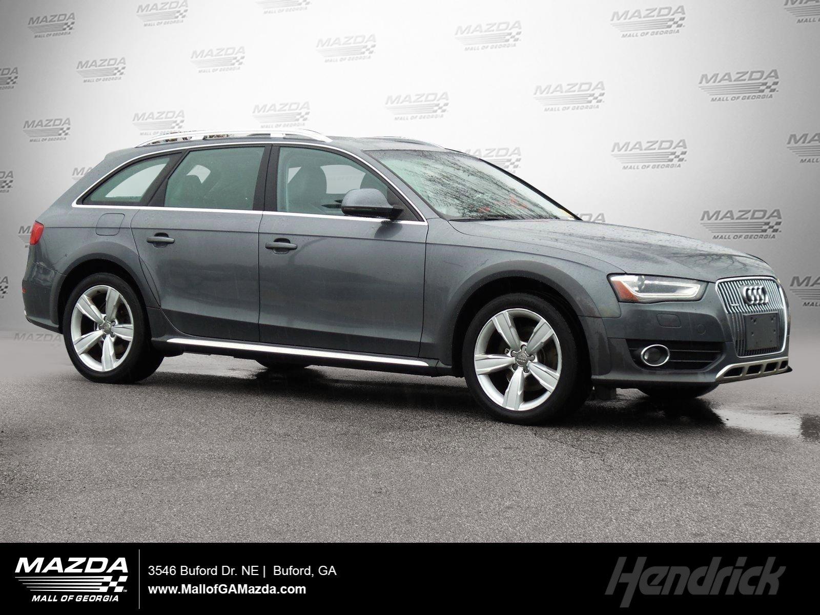 Pre-Owned 2013 Audi allroad Premium Plus
