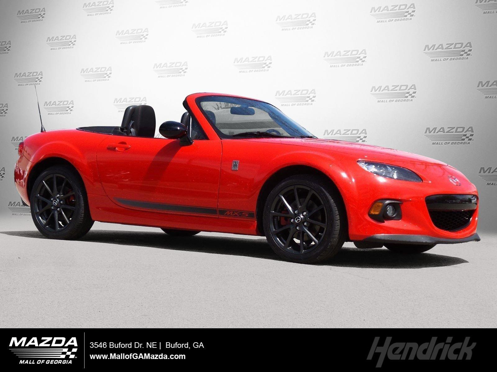 Pre-Owned 2013 Mazda MX-5 Miata Club