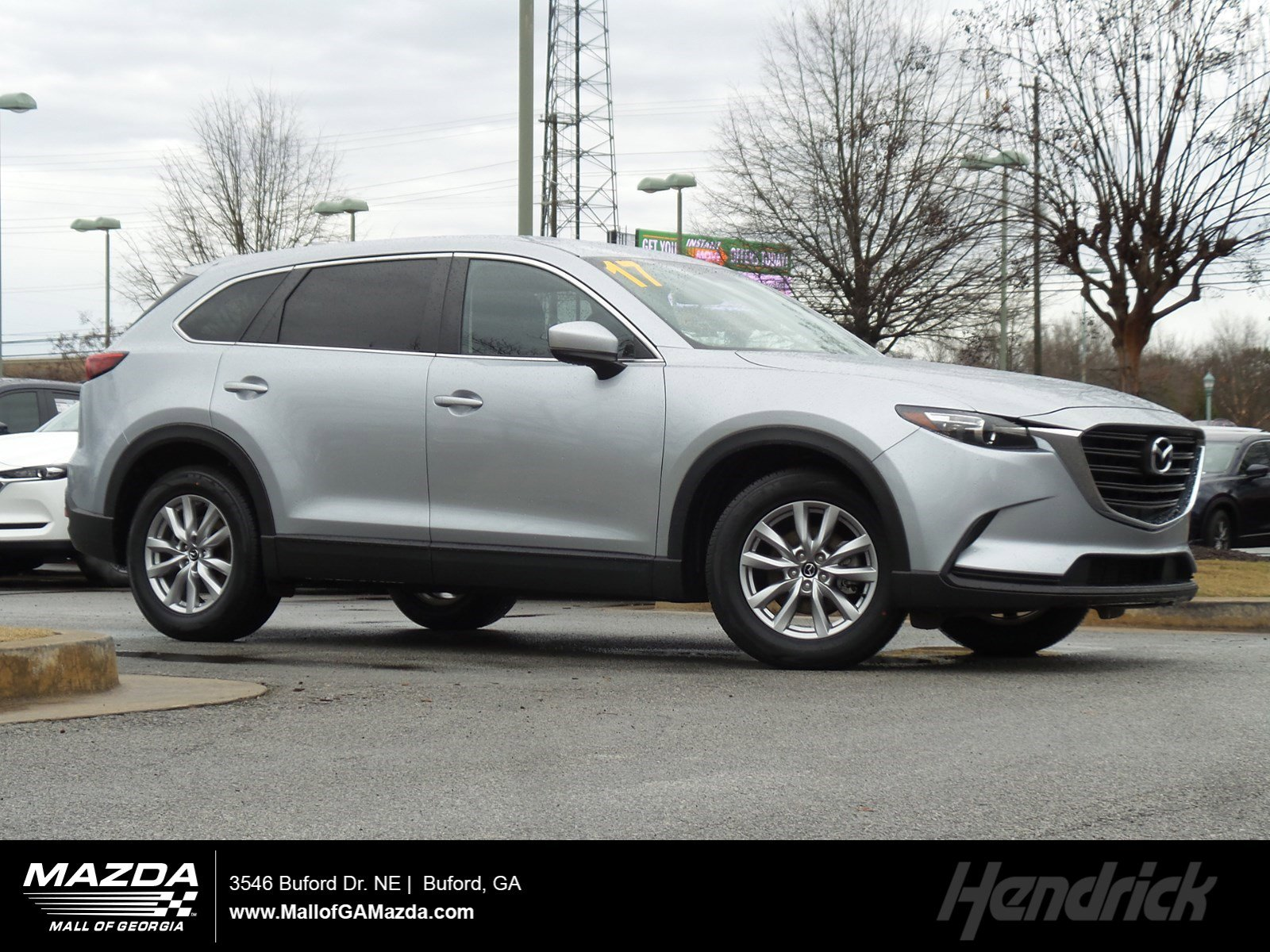 Certified Pre-Owned 2017 Mazda CX-9 Sport