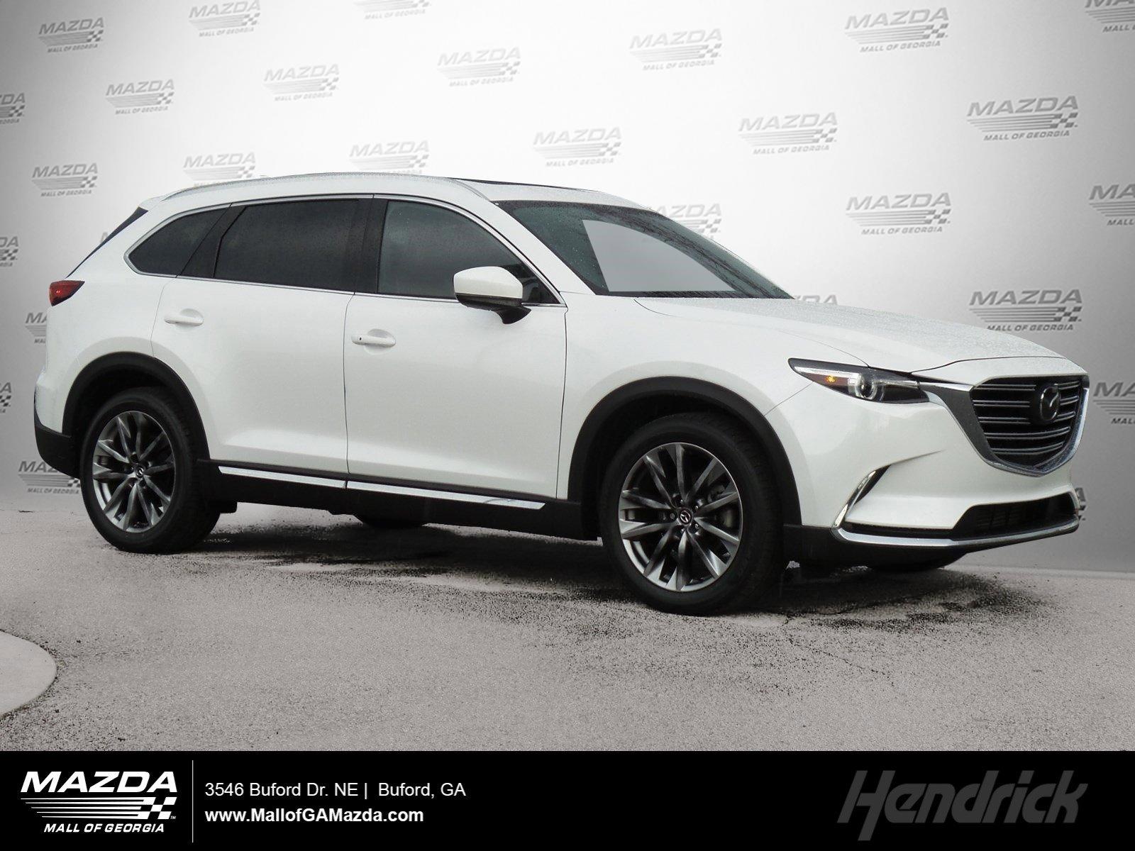 Certified Pre-Owned 2016 Mazda CX-9 Signature