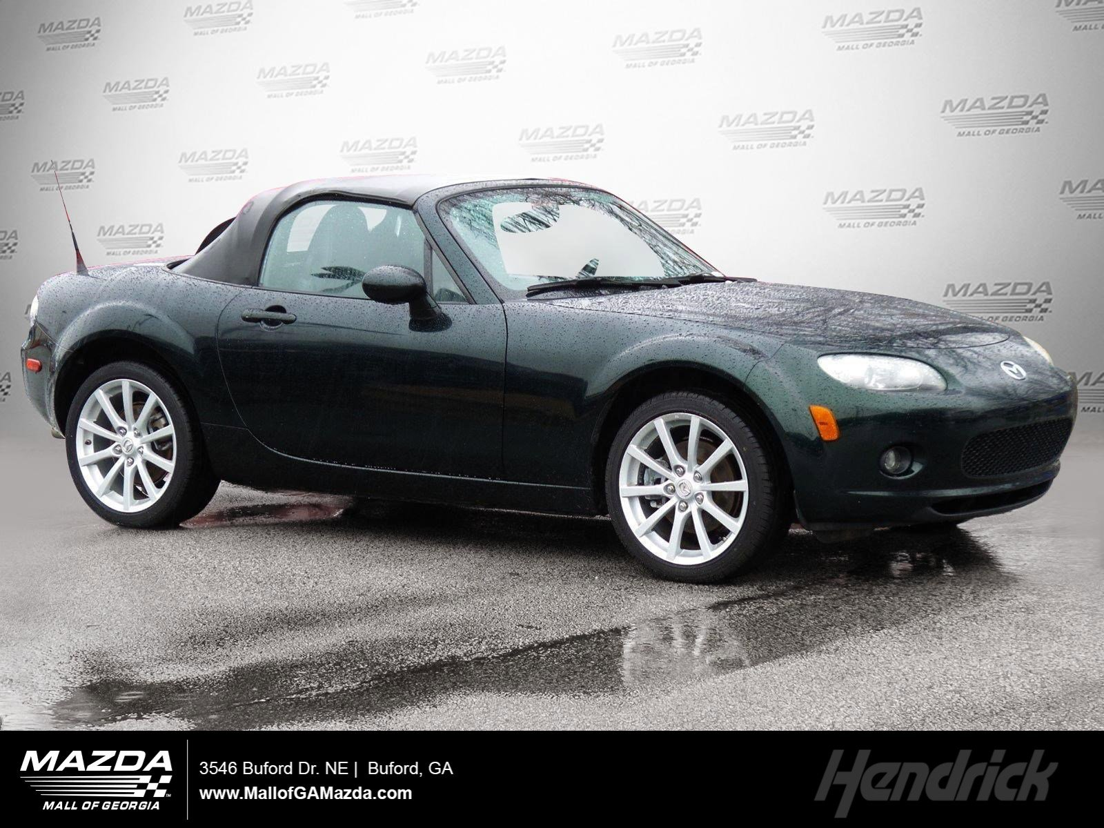 Pre-Owned 2008 Mazda MX-5 Miata Touring