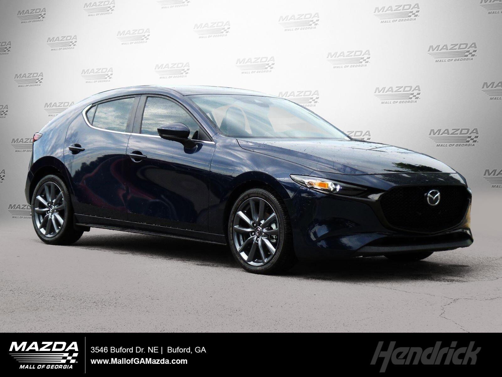 Mall Of Georgia Mazda >> New 2019 Mazda3 Hatchback W Preferred Pkg