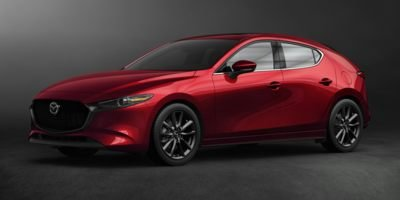 New 2021 MAZDA Mazda3 Hatchback Select