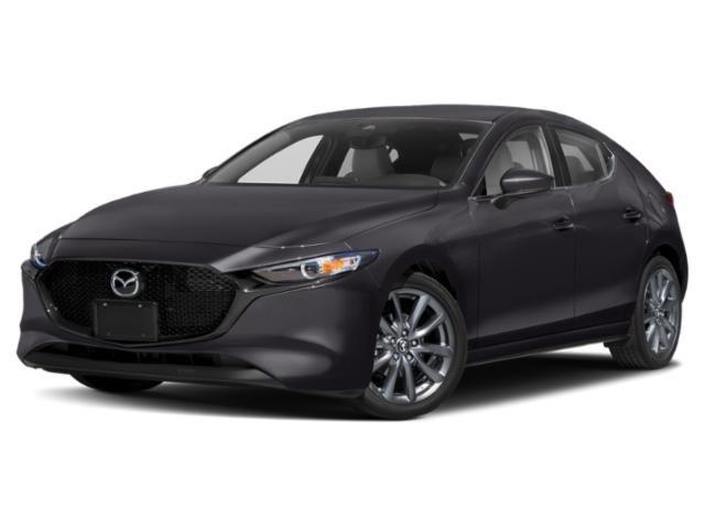 New 2019 Mazda3 Hatchback w/Preferred Pkg