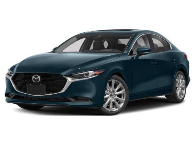 New 2020 Mazda3 Sedan w/Premium Pkg