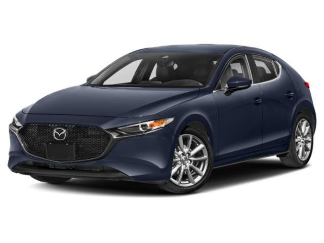 New 2021 Mazda3 Hatchback Preferred