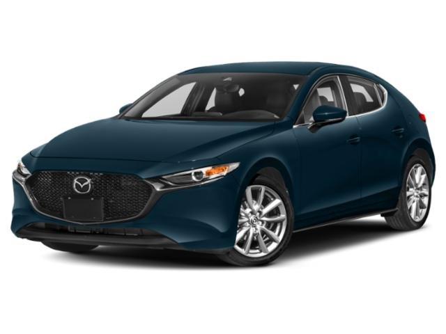 New 2021 MAZDA Mazda3 Hatchback 2.5 S