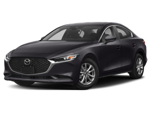 New 2021 Mazda3 Sedan 2.5 S w/Preferred Package