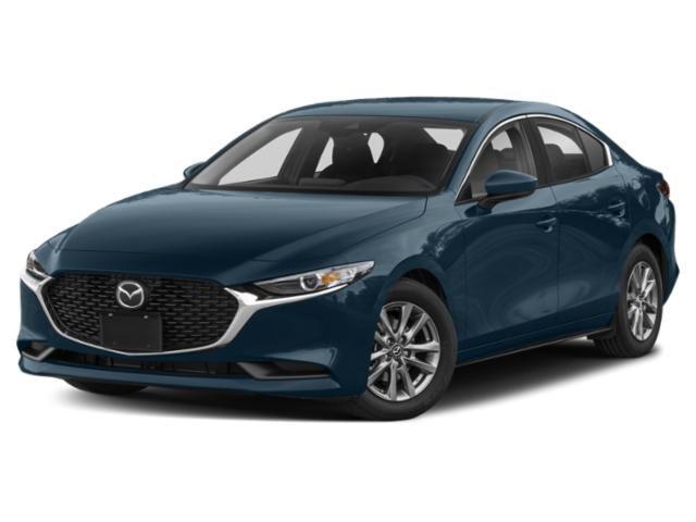 New 2021 MAZDA Mazda3 Sedan 2.5 S