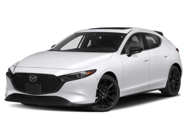 New 2021 MAZDA Mazda3 Hatchback 2.5 Turbo Premium Plus