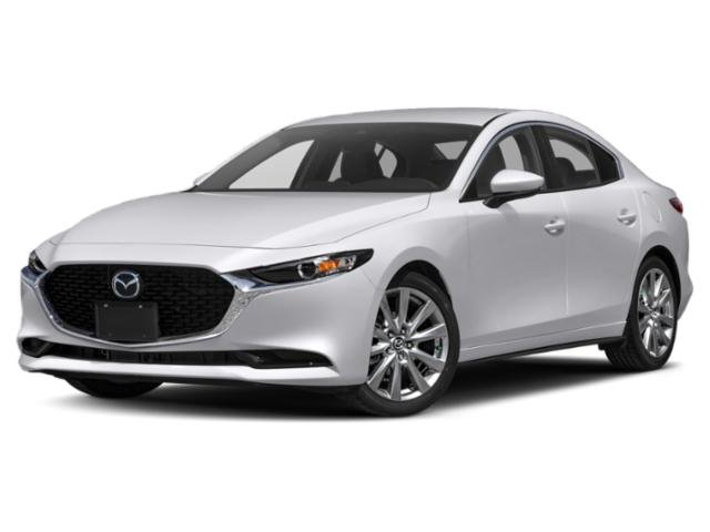 New 2021 Mazda3 Sedan 2.5 S w/Select Package