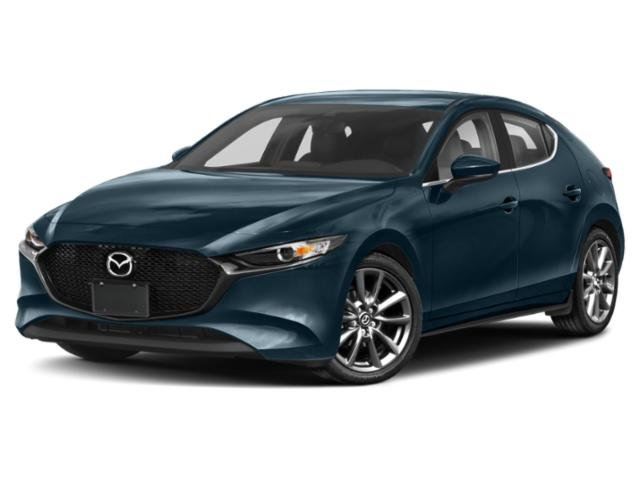 New 2021 MAZDA Mazda3 Hatchback Select