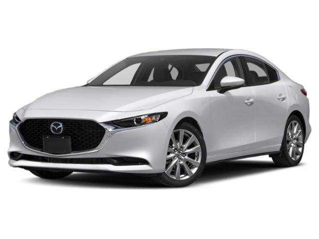 New 2021 MAZDA Mazda3 Sedan Select
