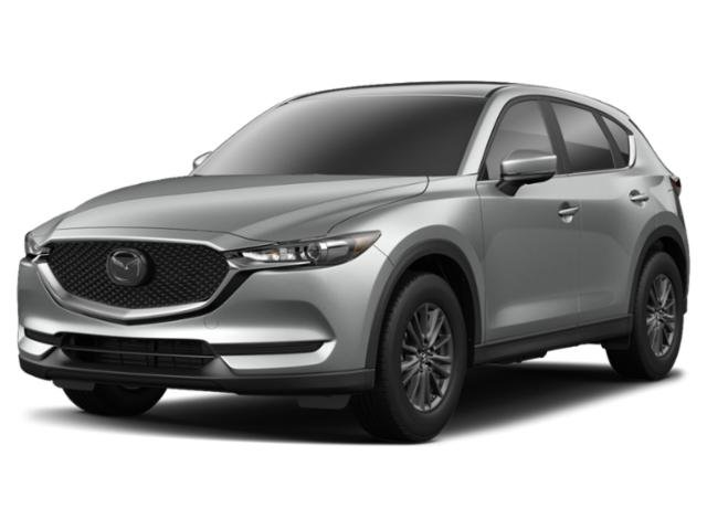 New 2021 MAZDA CX-5 Touring