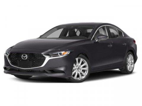 New 2019 Mazda3 Sedan w/Preferred Pkg