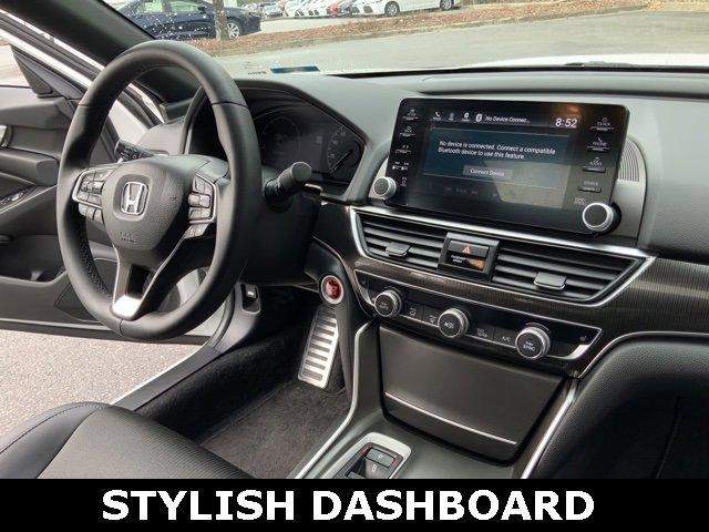 Pre-Owned 2019 Honda Accord Sedan Sport 2.0T