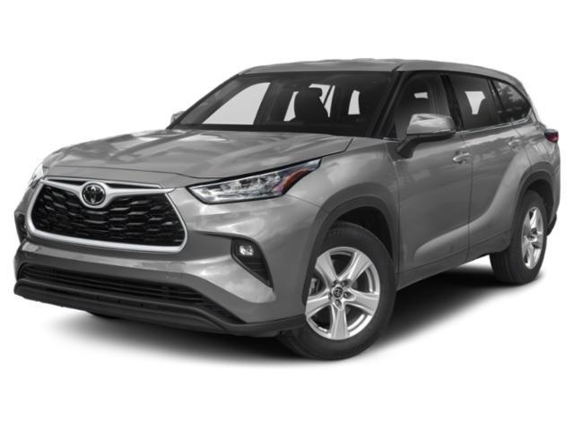New 2020 Toyota Highlander L