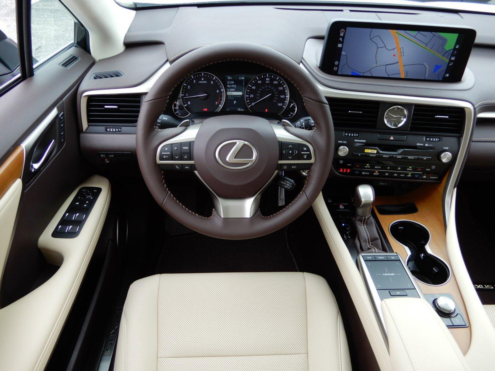 New 2020 Lexus RX 350