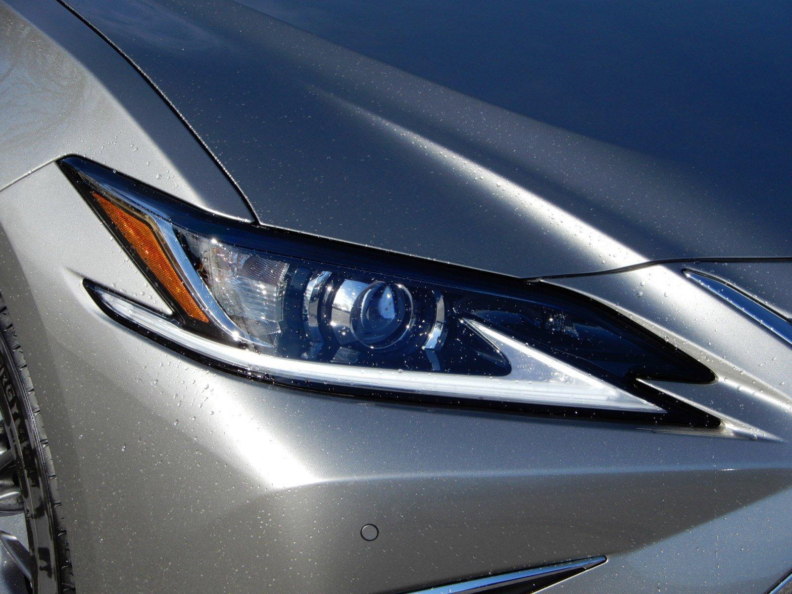 New 2020 Lexus ES 350