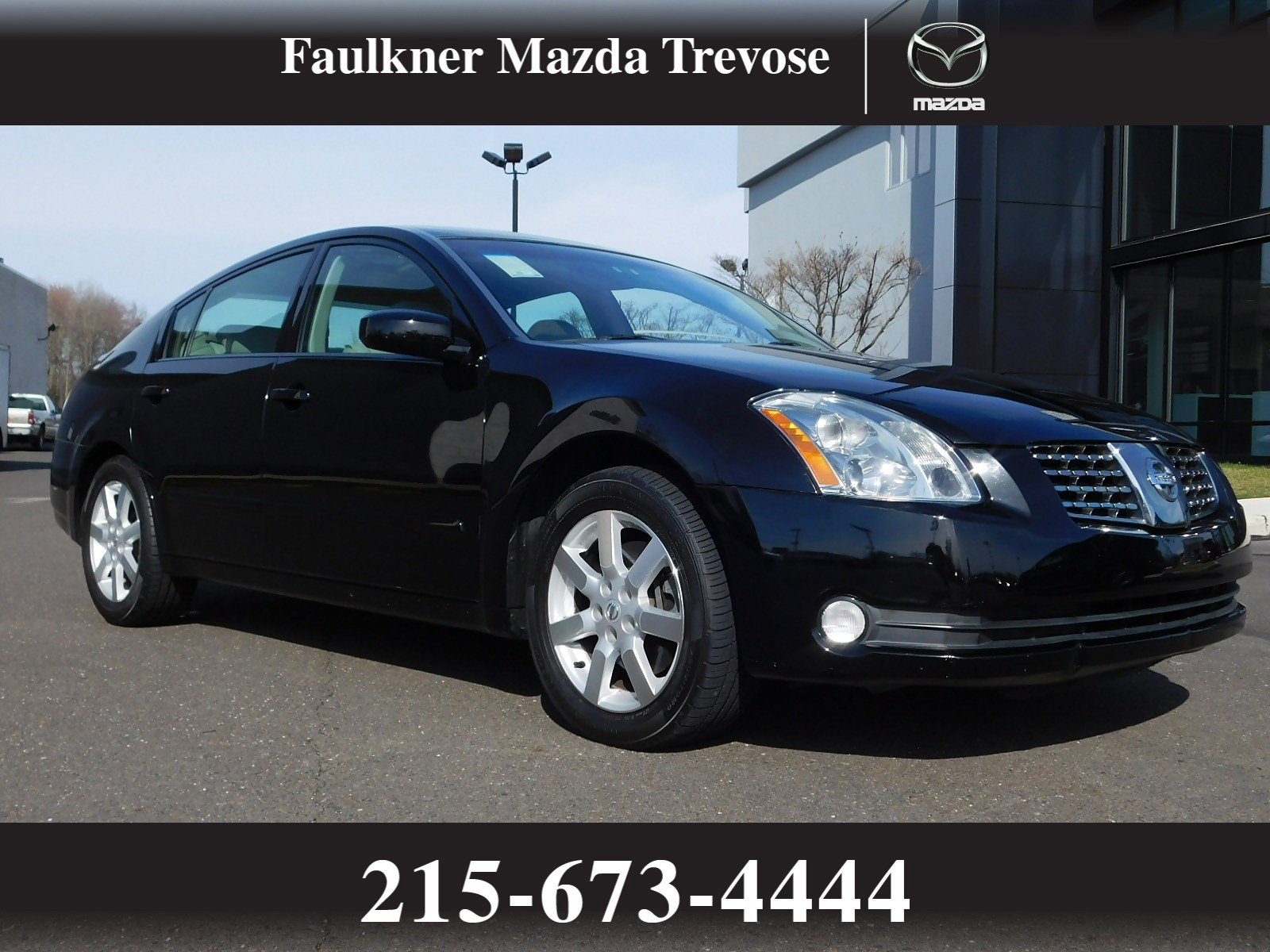 Pre-Owned 2004 Nissan Maxima SL