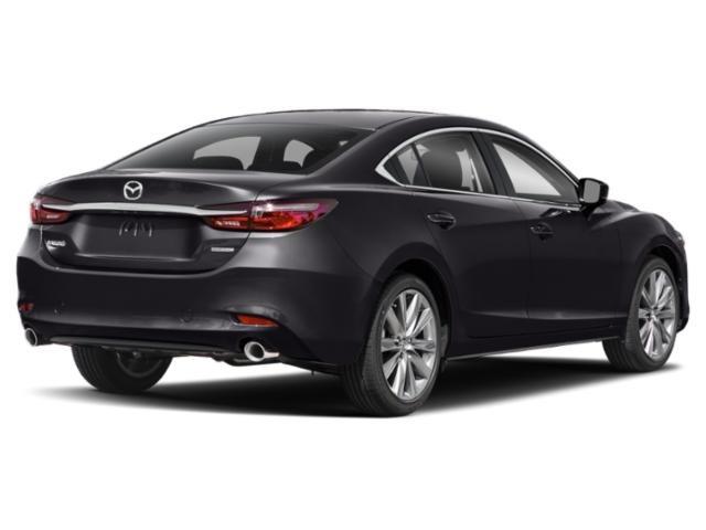 New 2021 Mazda6 Touring
