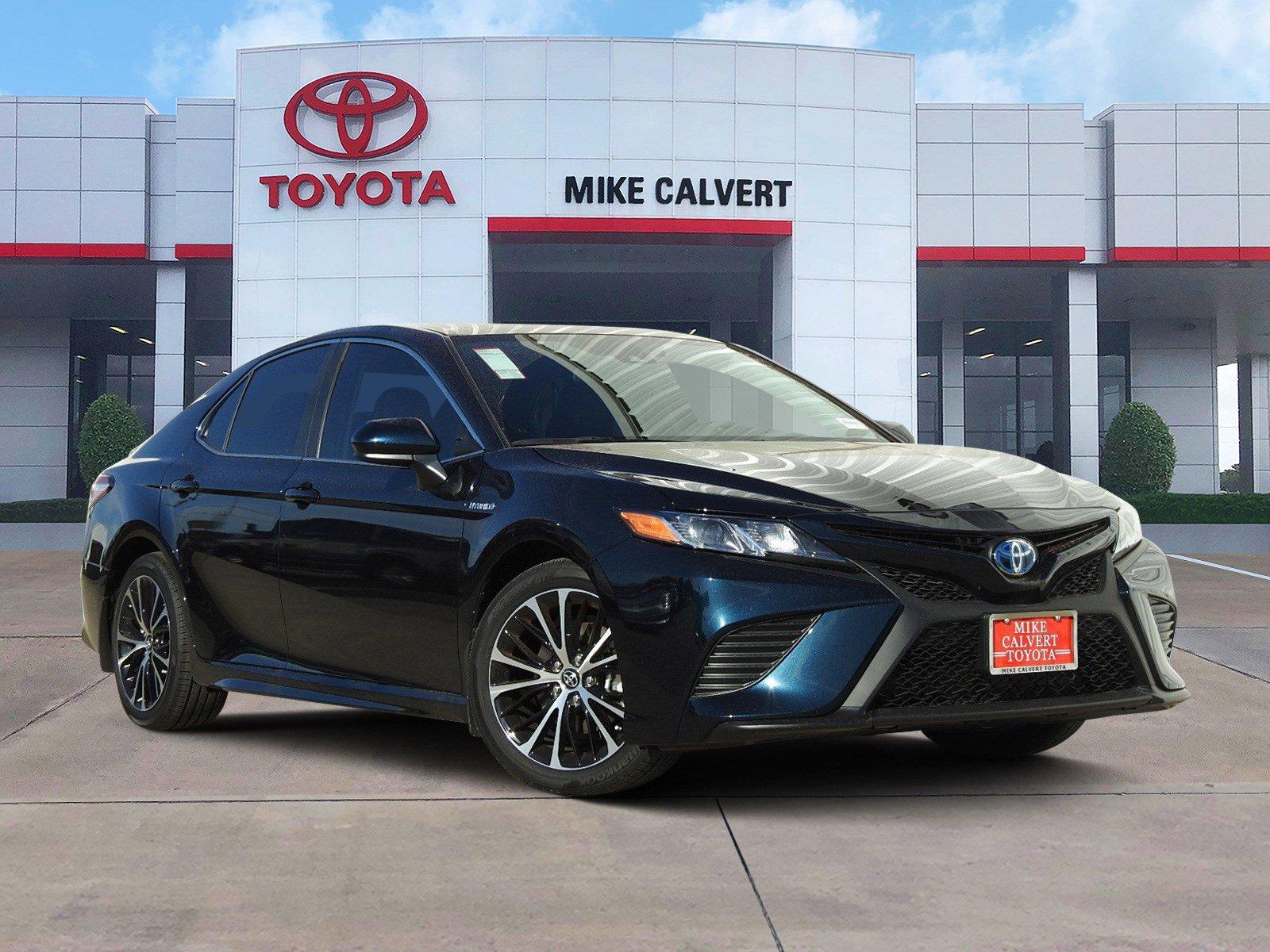 New 2020 Toyota CAMRY HYBRID Hybrid SE