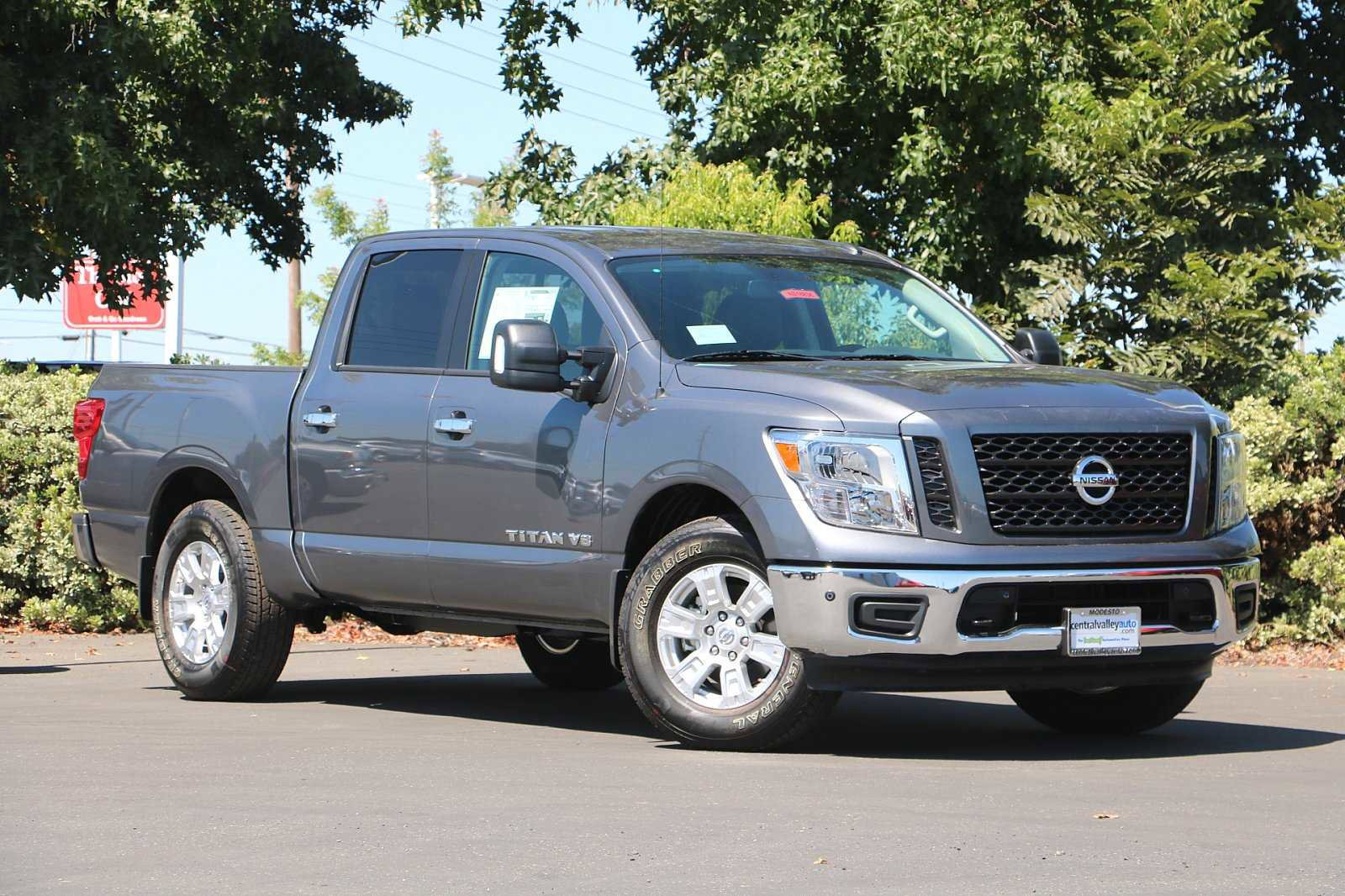 All Remaining | New 2019 Nissan Titan Models