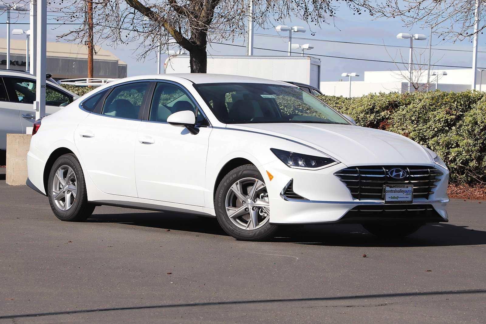 New 2020 Hyundai Sonata Se 4dr Car In Modesto Hn9730 Central