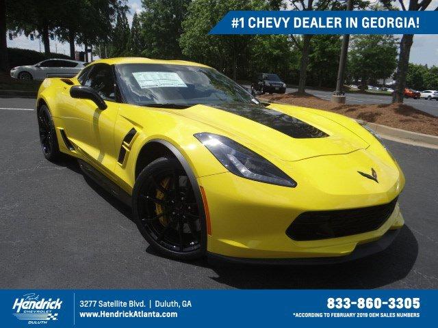 New 2019 Chevrolet Corvette Grand Sport 2lt Rwd Coupe