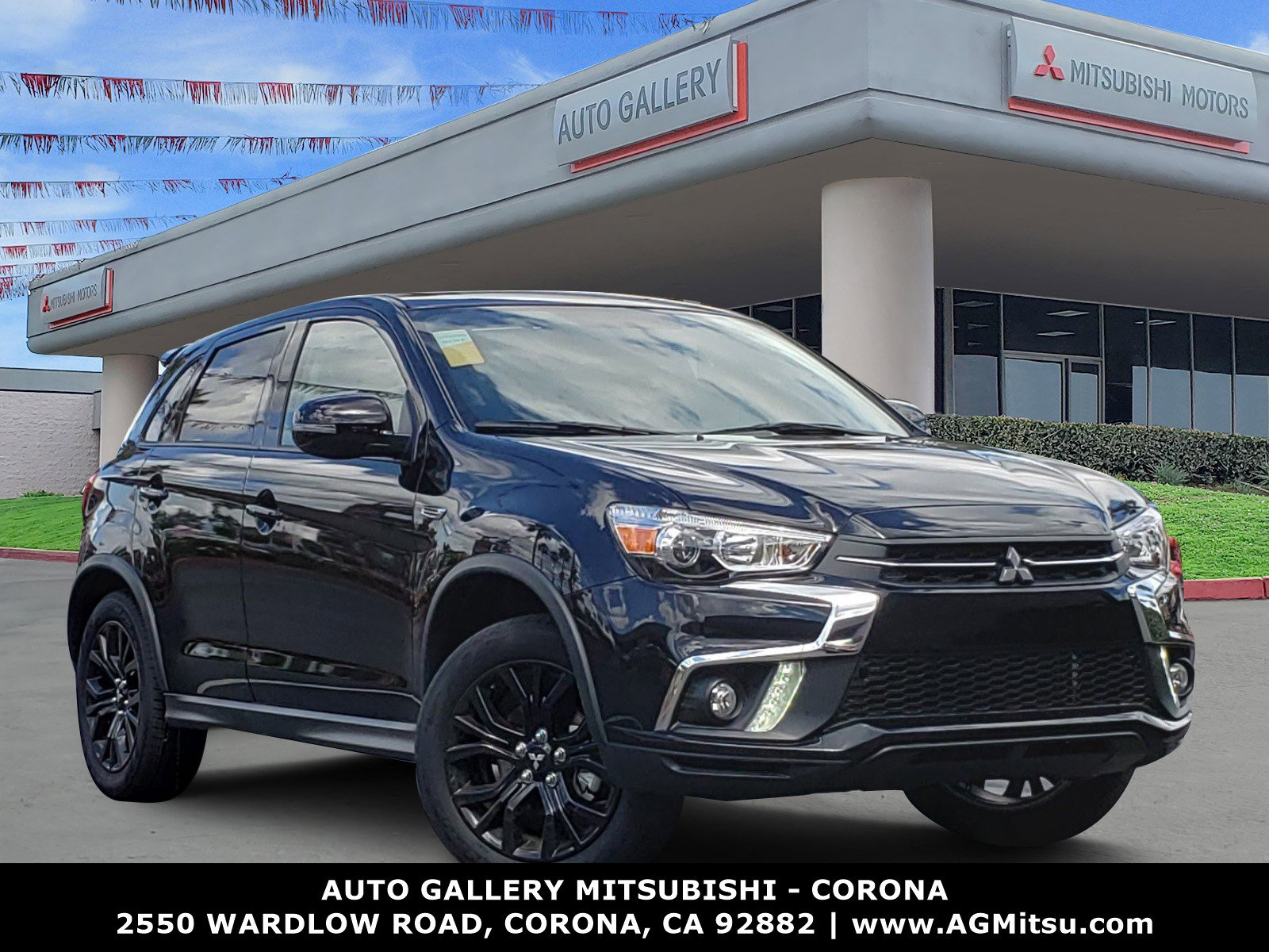 New 2019 Mitsubishi Outlander Sport SP 2.0 FWD Sport Utility