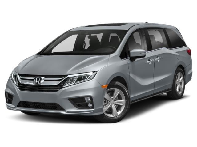 New 2020 Honda Odyssey EX-L with Navi/RES