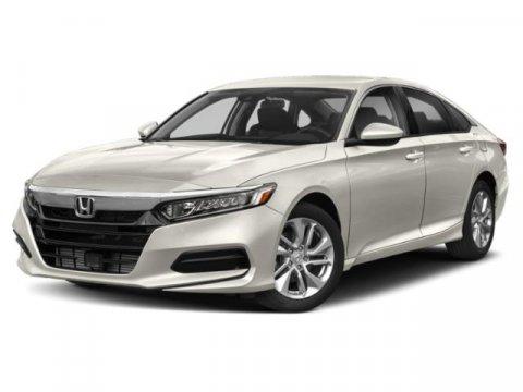 New 2019 Honda Accord Sedan LX 1.5T