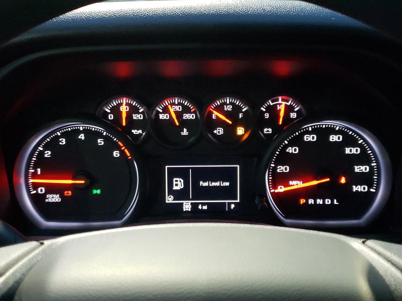 New 2020 Chevrolet Silverado 1500 Work Truck